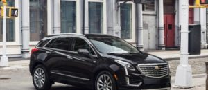 2017 Cadillac XT5 Owners Manual / Maintenance Schedule