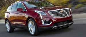 2019 Cadillac XT5 Owners Manual / Maintenance Schedule