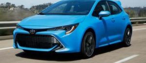 Toyota Corolla Hatchback Owners Manual & Quick Guide