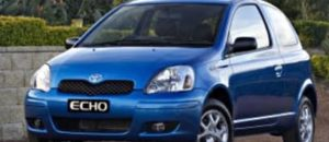 Toyota Echo Owners Manual | Quick Reference Guide