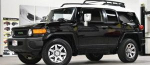 Toyota FJ Cruiser Owners Manual | Quick Reference Guide