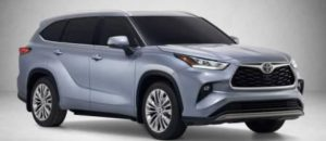 Toyota Highlander HV Owners Manual | Quick Reference Guide