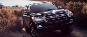 Toyota Land Cruiser Owners Manual | Quick Reference Guide