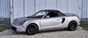 Toyota MR2 Spyder Owners Manual | Quick Reference Guide