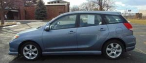 Toyota Matrix Owners Manual | Quick Reference Guide