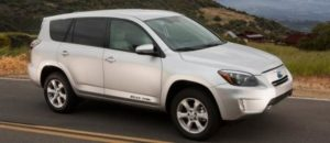 Toyota RAV4 EV Owners Manual | Quick Reference Guide