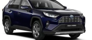 Toyota RAV4 Hybrid Owners Manual | Quick Reference Guide
