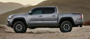 Toyota Tacoma Owners Manual   Quick Reference Guide