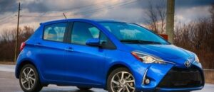 2018 Toyota Yaris Liftback Owners Manual | Quick Reference Guide