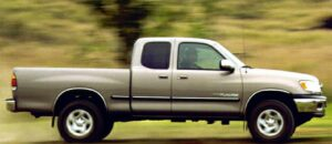 2000 Toyota Tundra Owners Manual | Maintenance Schedule