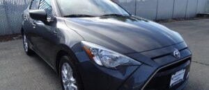 2017 Toyota iA Owners Manual | Quick Reference Guide