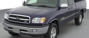 2001 Toyota Tundra Owners Manual | Quick Reference Guide